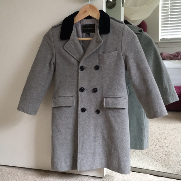 clear-cut texture shop for best hot-selling fashion Children's stylish wool coat